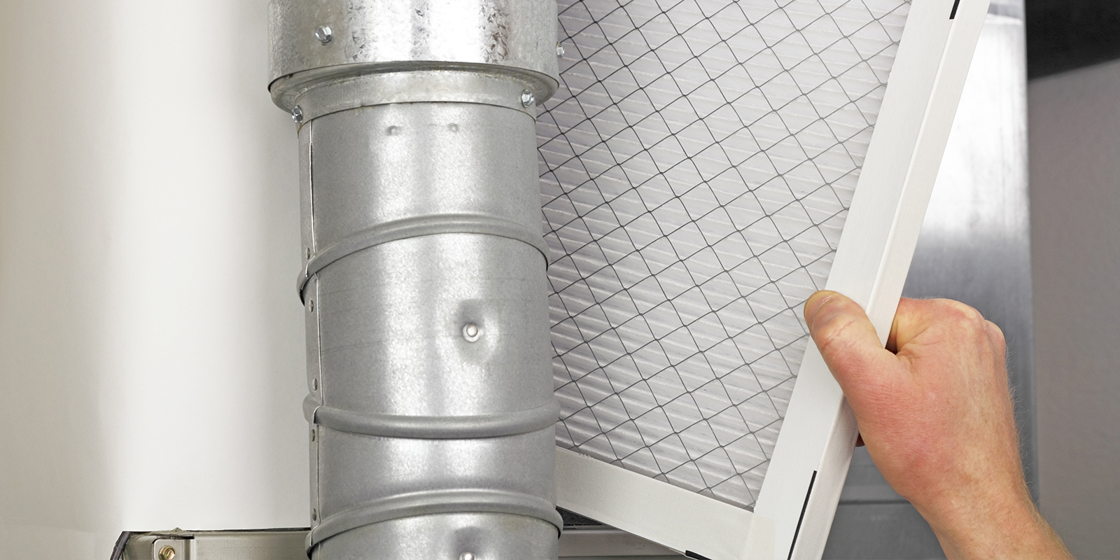 electrostatic air filter article - replacing furnace filter