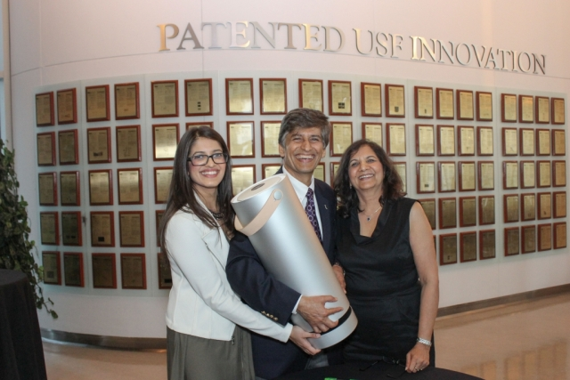 Molekule patented device