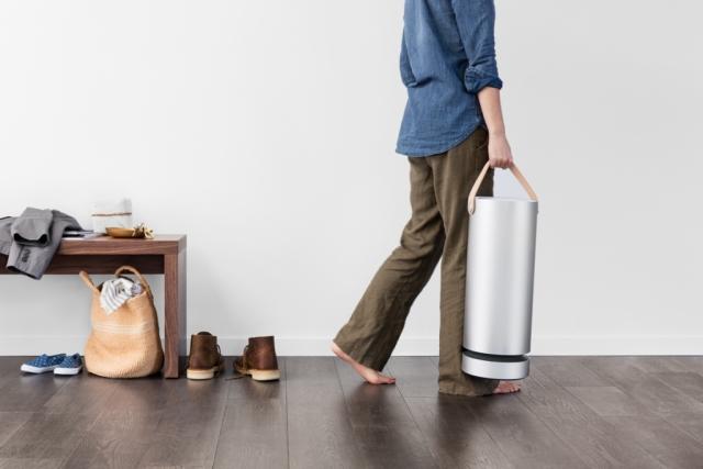 Molekule portable air purifier