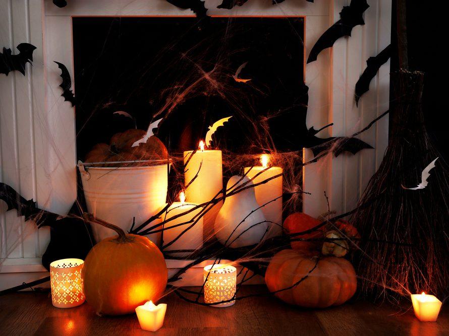 Halloween Air Polution