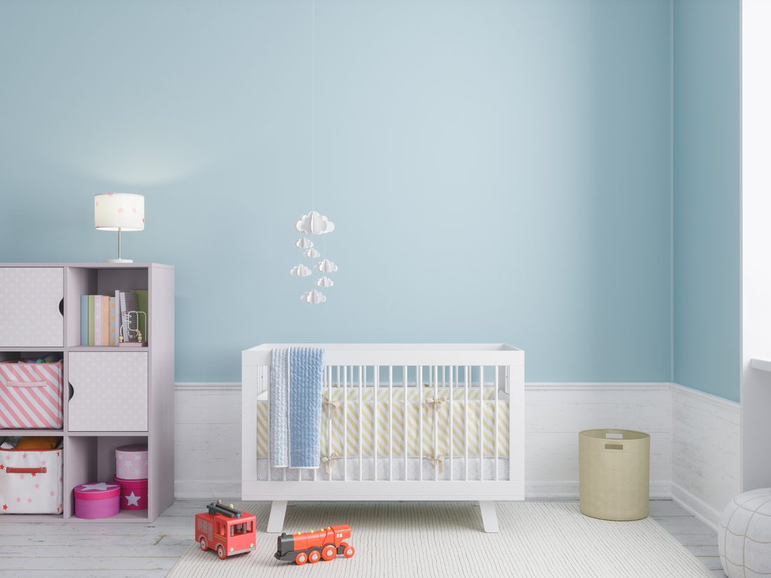 Air Purifier Baby Nursery
