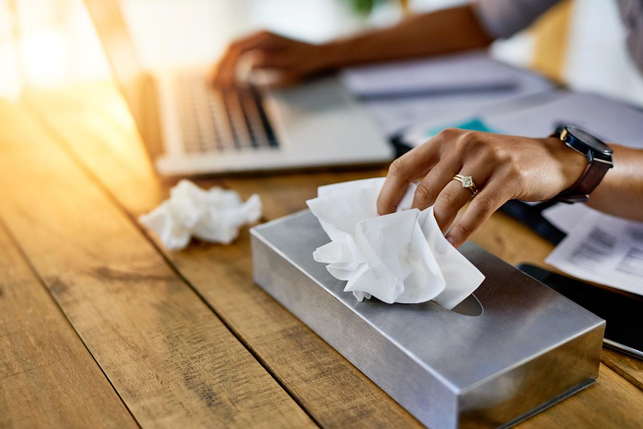 Office Flu Prevention
