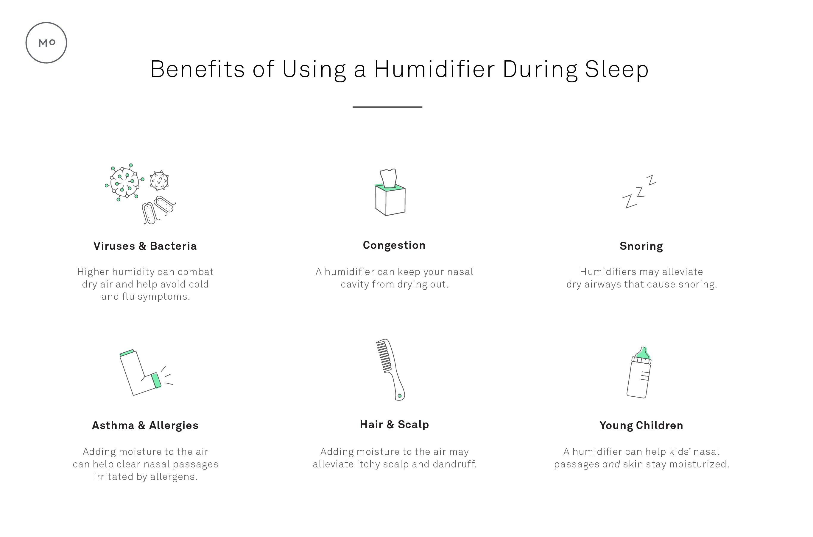 What Are The Benefits Of A Humidifier For Your Home
