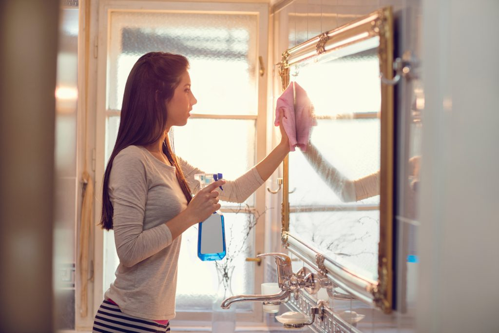 are cleaning products bad for your health and indoor air quality