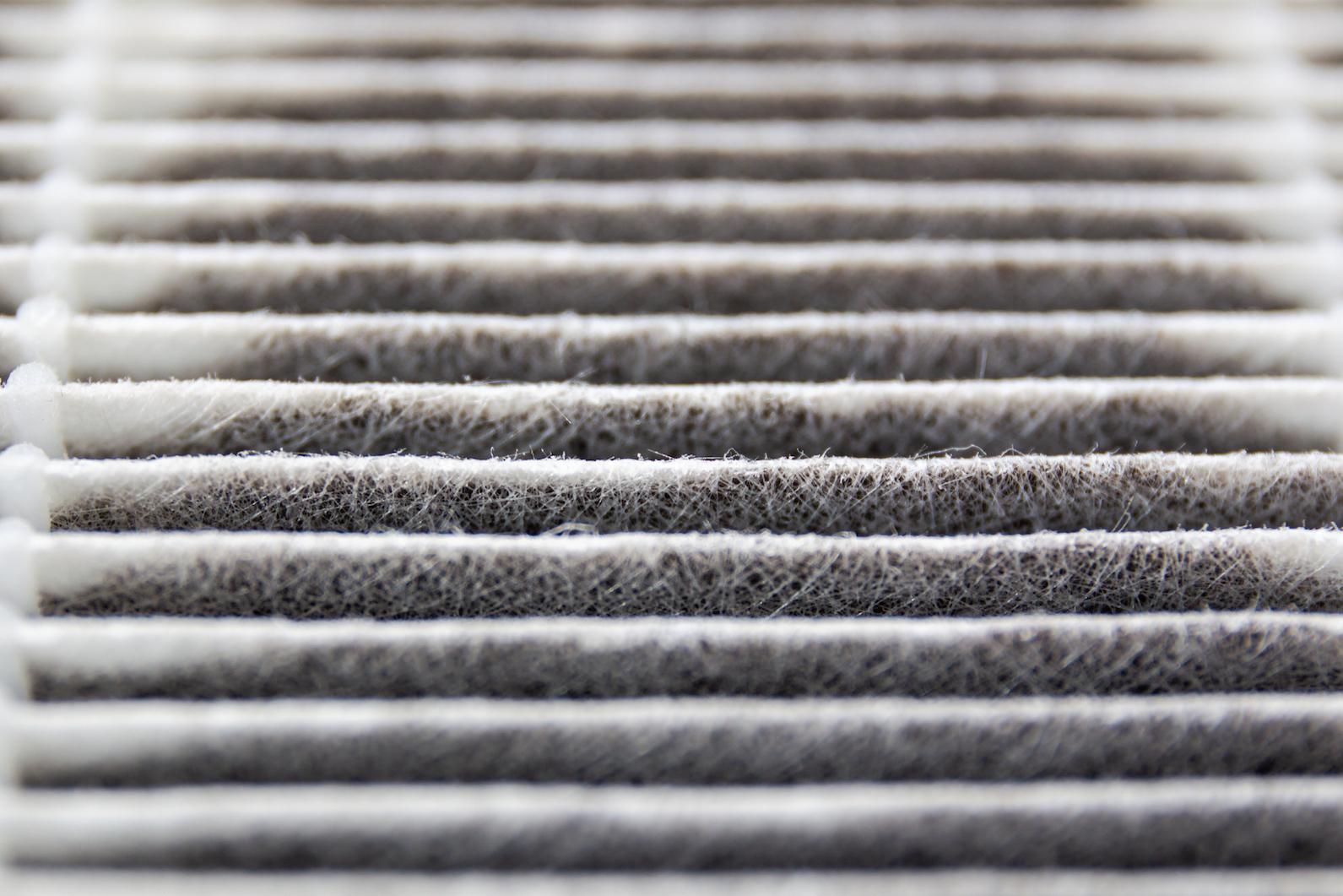 dusty-mechanical-air-filter