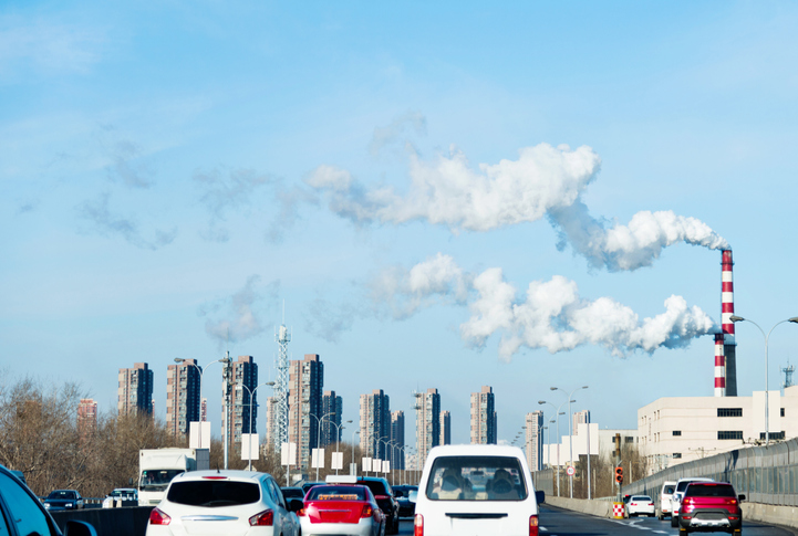 What makes air quality poor?