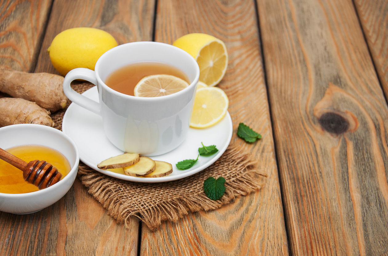 top home asthma remedies - tea