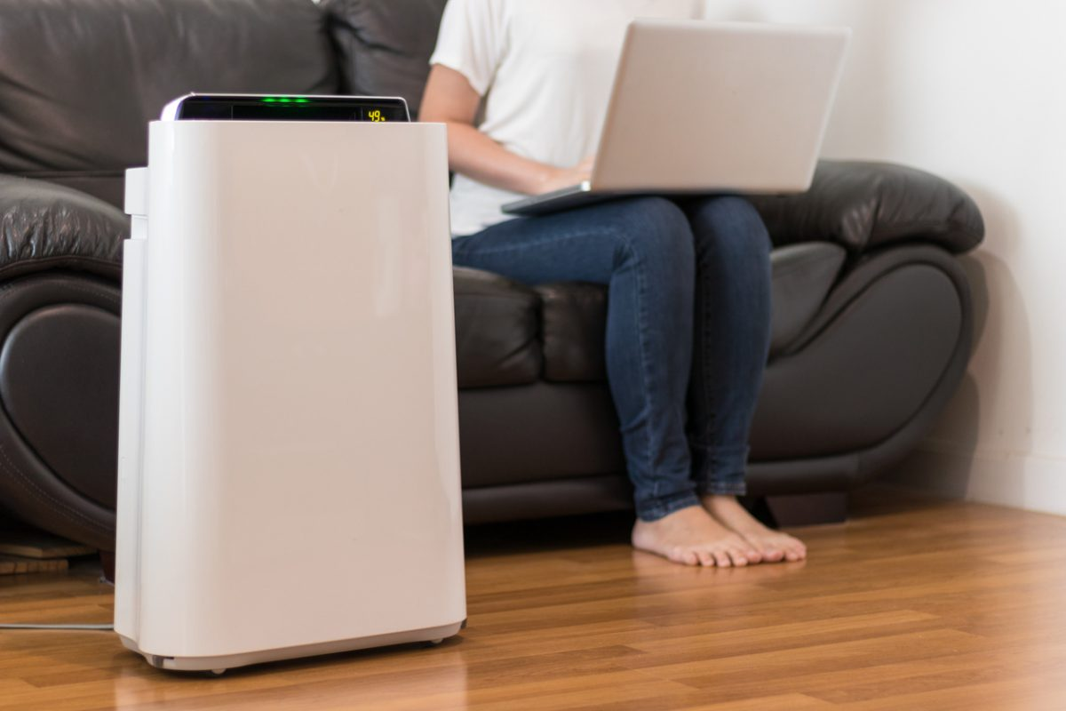What to look for in air purifier features
